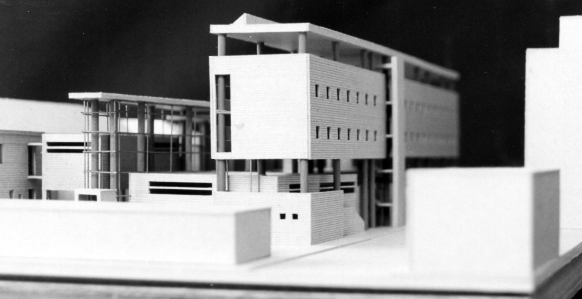 Πανελλήνιος Αρχιτεκτονικός Διαγωνισμός για την επέκταση του δικαστικού μεγάρου Τρικάλων