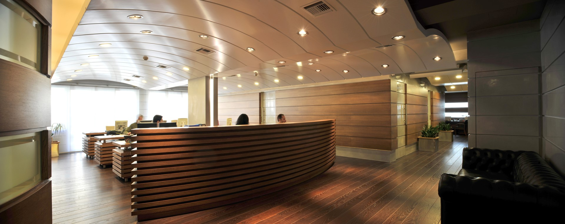 Dynamic Securities S.A. Office Space Redesign