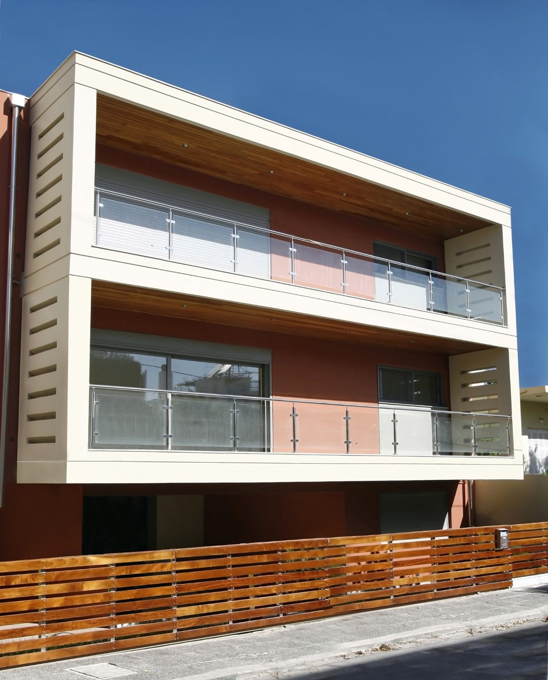 Three Storey Residence in Nea Philadelphia, Attica